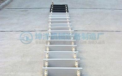 铝质登乘绳梯