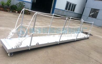 武汉可拆式铝制跳板梯